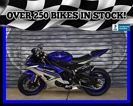 2015 Yamaha YZF-R6 for sale 200449614