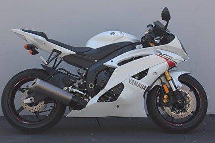 2015 Yamaha YZF-R6 for sale 200541405