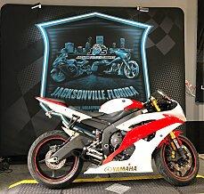2015 Yamaha YZF-R6 for sale 200617189