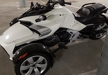 2015 can-am Spyder F3-S for sale 200514608