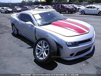 2015 chevrolet Camaro LS Coupe for sale 101015108