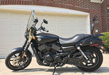2015 harley-davidson Street 750 for sale 200602566
