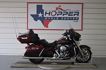 2015 harley-davidson Touring for sale 200523064