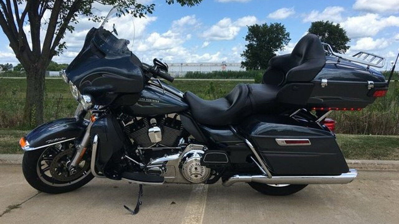 2015 harley-davidson Touring Ultra Classic Electra Glide for sale 200609063