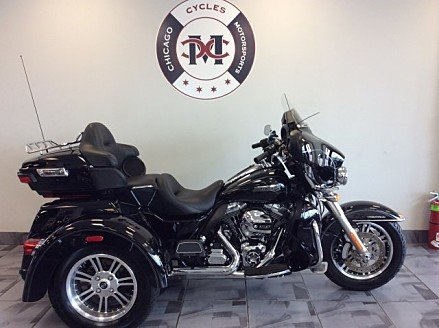 2015 harley-davidson Trike for sale 200605004