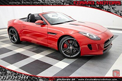 2015 jaguar F-TYPE S Convertible for sale 100992182