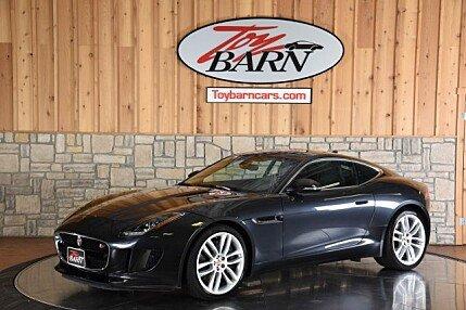 2015 jaguar F-TYPE S Coupe for sale 100995012