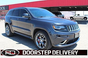 2015 jeep Grand Cherokee 4WD SRT8 for sale 101000183