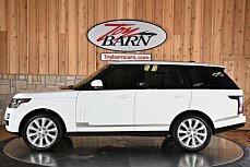 2015 land-rover Range Rover Supercharged for sale 100999519