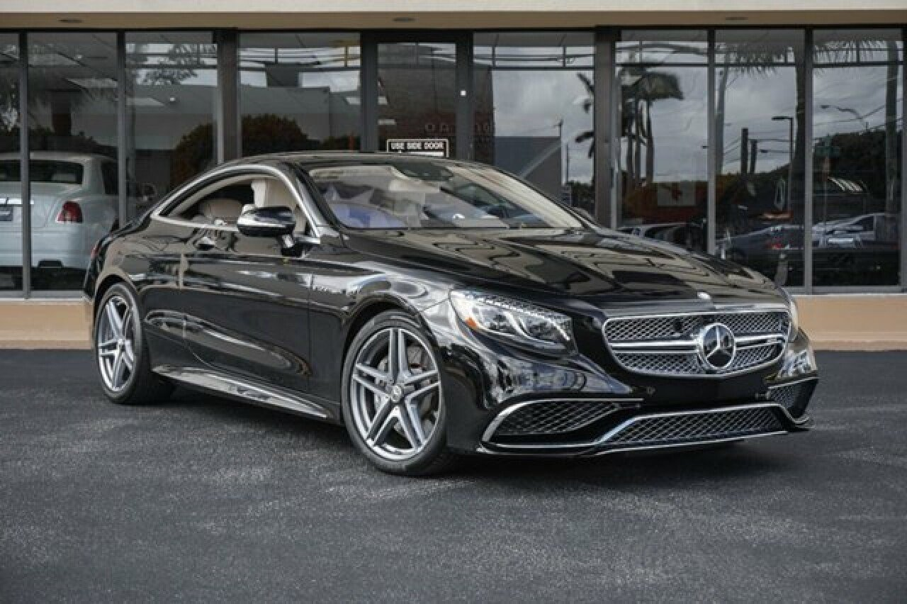 S Series Motorcycles For Sale Florida >> 2015 mercedes-benz S65 AMG Coupe for sale near Doral, Florida 33172 - Classics on Autotrader
