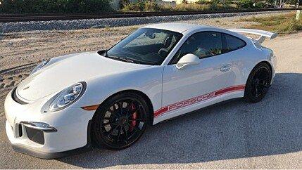 2015 porsche 911 GT3 Coupe for sale 100940785