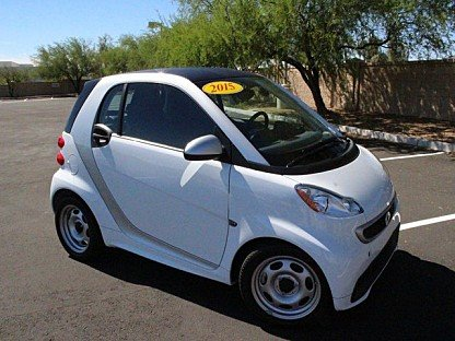 2015 smart fortwo Coupe for sale 100794656