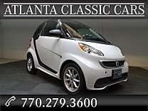 2015 smart fortwo electric drive Coupe for sale 100856194