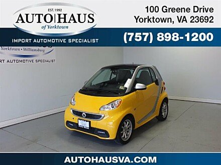 2015 smart fortwo electric drive Coupe for sale 100943633