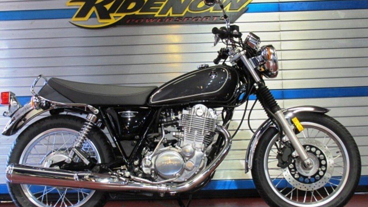 2015 yamaha SR400 for sale 200451767