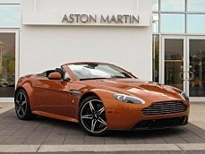 2016 Aston Martin V8 Vantage GTS Roadster for sale 100815524