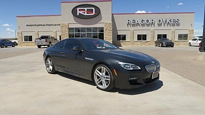 2016 BMW 650i Coupe for sale 100817644