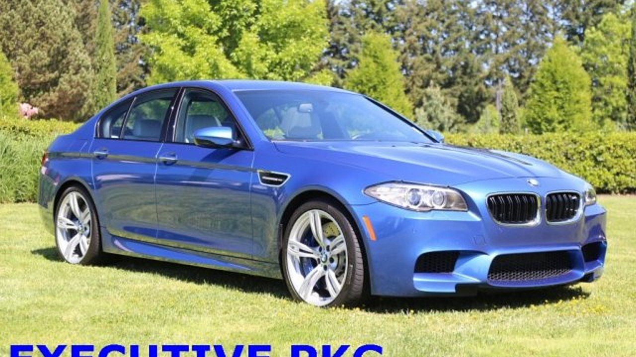 2016 BMW M5 for sale 100996069