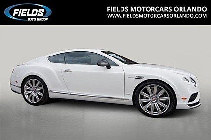 2016 Bentley Continental GT V8 S Coupe for sale 100735302