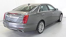 2016 Cadillac CTS for sale 100754777