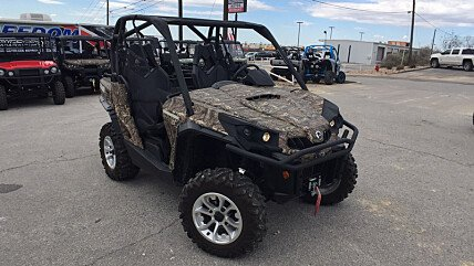 2016 Can-Am Commander 1000 for sale 200352094