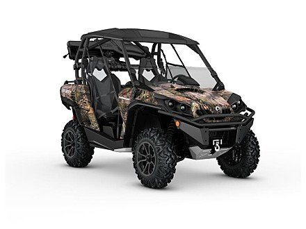 2016 Can-Am Commander 1000 for sale 200500609