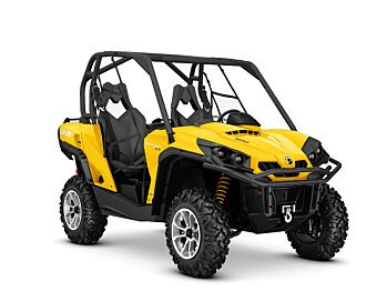 2016 Can-Am Commander 800R XT for sale 200438373