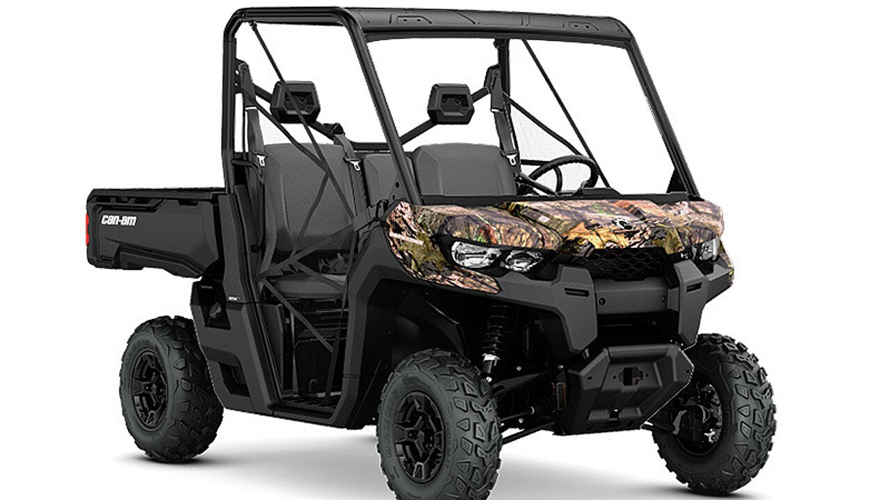 2016 Can-Am Defender HD8 for sale 200438205
