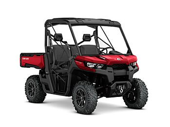 2016 Can-Am Defender for sale 200498153