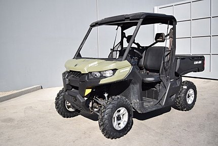 2016 Can-Am Defender HD8 for sale 200505022