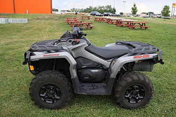 2016 Can-Am Outlander 1000R for sale 200615054