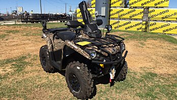 2016 Can-Am Outlander 570 L LE for sale 200362672