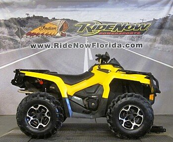 2016 Can-Am Outlander 570 for sale 200585569