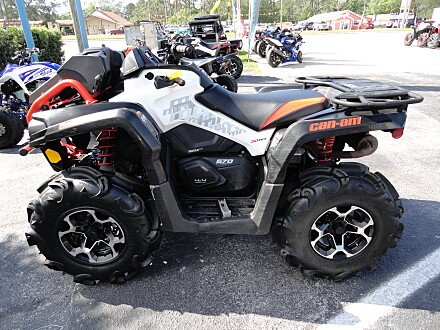 2016 Can-Am Outlander 570 for sale 200504219