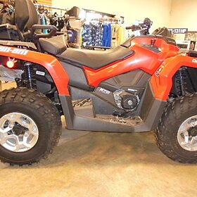 2016 Can-Am Outlander MAX 570 for sale 200420296