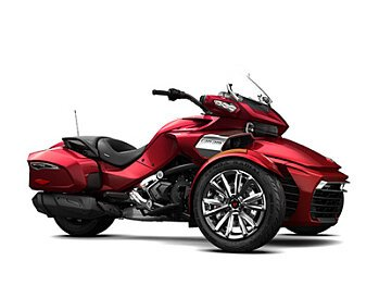 2016 Can-Am Spyder F3 for sale 200386138
