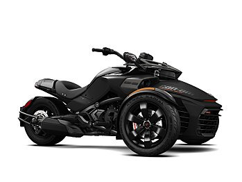 2016 Can-Am Spyder F3 for sale 200540757