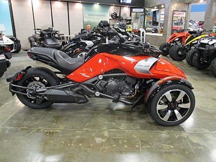 2016 Can-Am Spyder F3 for sale 200512825