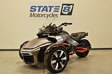 2016 Can-Am Spyder F3 for sale 200614705