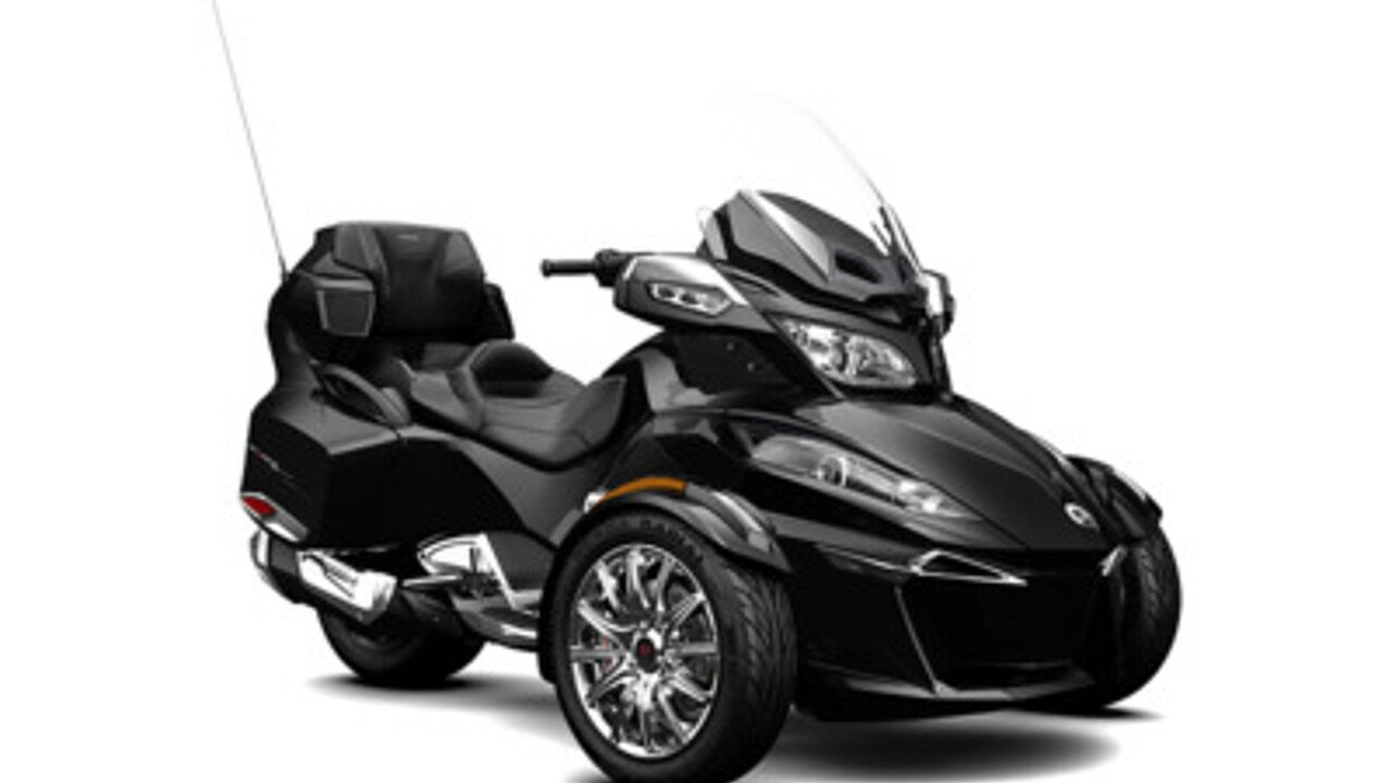 2016 Can-Am Spyder RT for sale 200336428