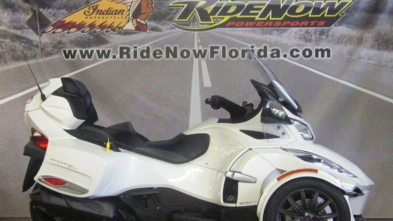 2016 Can-Am Spyder RT for sale 200593233