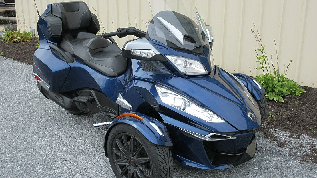 2016 Can-Am Spyder RT-S for sale 200625348