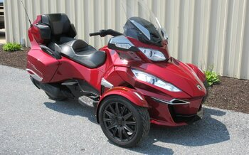 2016 Can-Am Spyder RT-S for sale 200486683