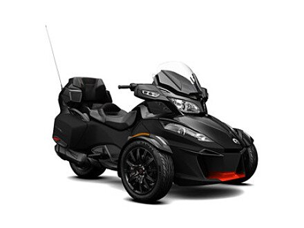 2016 Can-Am Spyder RT for sale 200336431