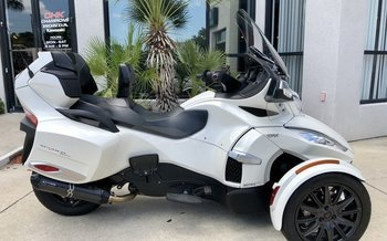 2016 Can-Am Spyder RT for sale 200573206
