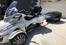 2016 Can-Am Spyder RT for sale 200573730
