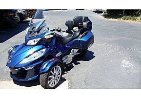 2016 Can-Am Spyder RT for sale 200599884
