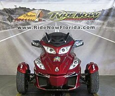 2016 Can-Am Spyder RT for sale 200625145