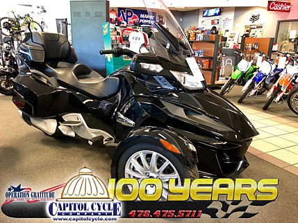2016 Can-Am Spyder RT for sale 200630037