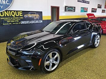 2016 Chevrolet Camaro SS Coupe for sale 100900318